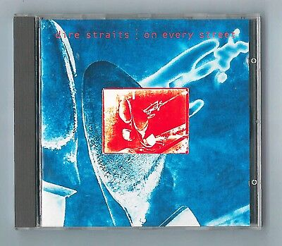 CD - DIRE STRAITS : On every street