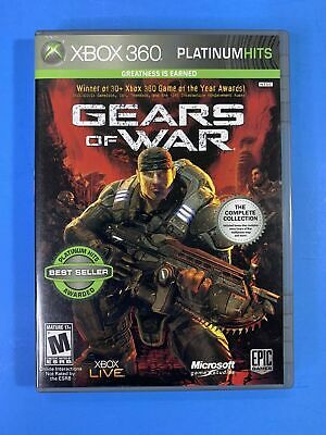 Gears of War: The Complete Collection Platinum Hits (Xbox 360)