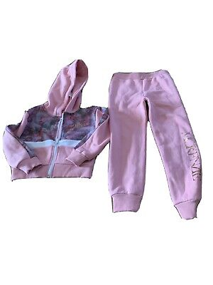 Mckenzie Girls Pink Tracksuit 6-7 Years Months Brand New
