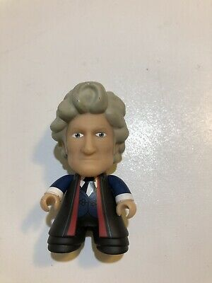 Titans Vinyl Doctor Who Third 3rd Doctor 50th Anniversary Series 2013