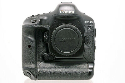 Used Canon EOS 1DX body (Actuations 129,050)(Boxed SH34171)