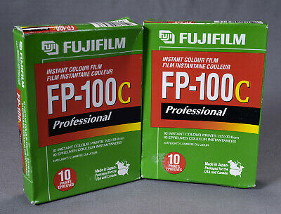 Fujifilm FP-100C Color Instant Film