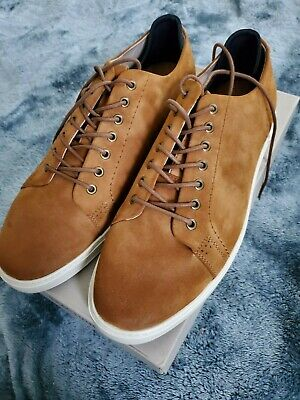 Brand New Kenneth Cole Reaction Men's Indy Sneaker E in Tan size 12 M