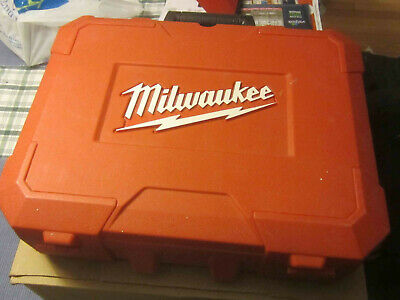 Milwaukee 2601-22H CASE only for M18 1/2 drill/driver kit