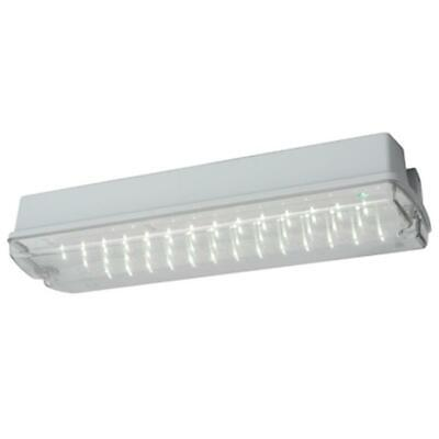 Ansell Centurion LED 3M/NM Bulkhead c/w Legend Self-Test IP65