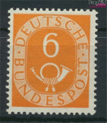 FRD (FR.Germany) 126 unmounted mint / never hinged 1951 Horn (9349875