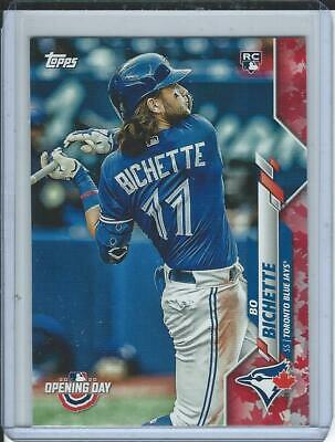 2020 Topps Opening Day Baseball Rookie Canadian Exclusive Parallel Bo Bichette