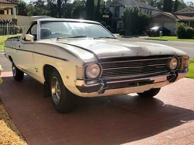 1973 Ford Falcon Xa Gs Ute, 302 V8, Matching Numbers And Books >>Rare<<
