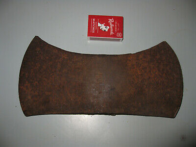 Vintage VAUGHAN VALUE BRAND DOUBLE SIDED AXE HEAD
