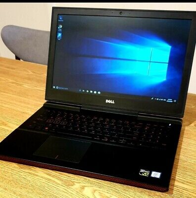 Dell Inspiron 15 7567 Gaming Laptop in Perfect Working Condition