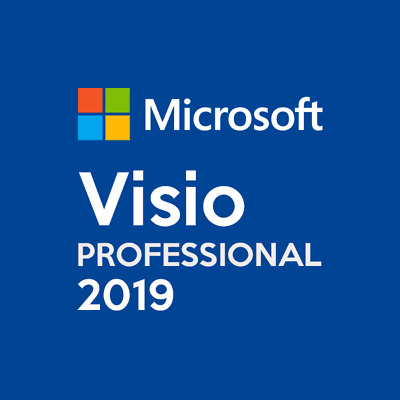 ✅ Microsoft Visio Professional 2019 License Key 1 PC + Official Link ✅
