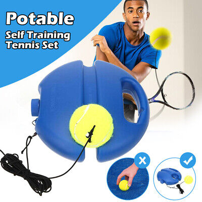 1PC Intensive Tennis Trainer Tennis Practice Single Self-Study Training Tools