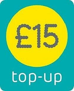 EE - £15  - Pay as You Go - Mobile phone Top Up Vouche