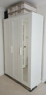 WitIKEA BRIMNES wardrobe _ EXCELLENT condition _ Free Delivery and Assembly!