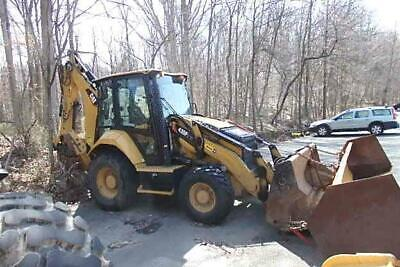 2016 Caterpillar 430F2IT Backhoe loader, Extended a Hoe 4x4 Hydraulic Thumb