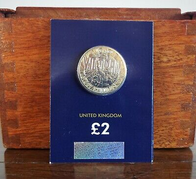 2020 VE Day UK £2 TWO POUND Brilliant Uncirculated Coin - NEW