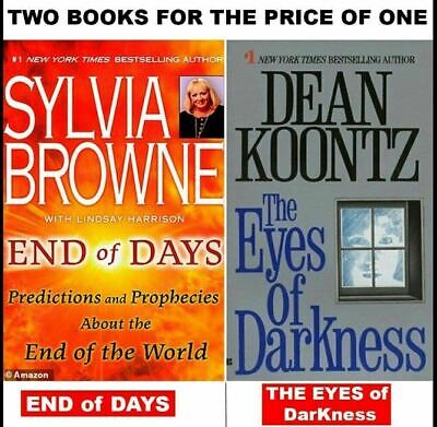 ⚡The Eyes of Darkness by Koontz Dean {P.D.F} ⚡⚡Instant Delivery ⚡ + End of Days