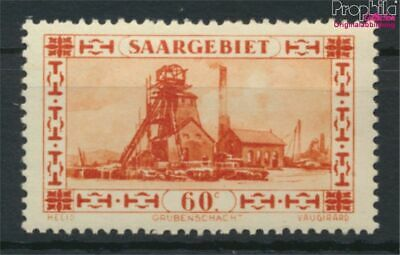 Saar Mi.-number.: 143 (complete issue) unmounted mint / never hinged 1 (9408384