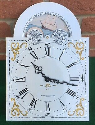 Grandfather Clock Works Emperor Clock Co Ltd London Westminster Rod Chimes