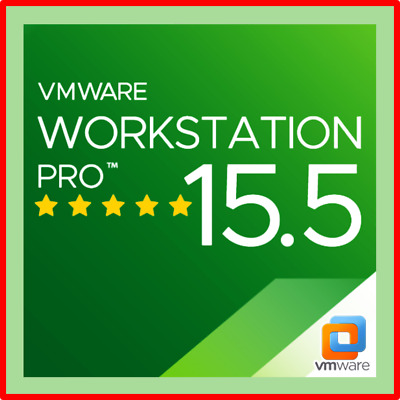 ✅ VMware Workstation Pro 15.5 Full Version 5PC + LIFETIME Key 🔑 30s Delivery 📩