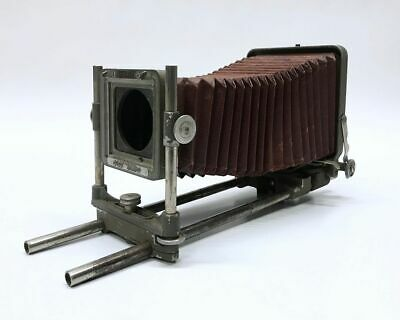 """Vintage 4 x 5"""" View Camera New Vu Newton Photo Products"""