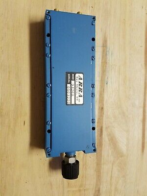 ARRA 9428-T DC to 18 GHz RF Microwave Trombone Delay Line Phase Shifter