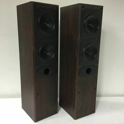 High End Goodmans GLL Imagio IC120i Stereo Floor Speakers - 2 Way - Made in UK