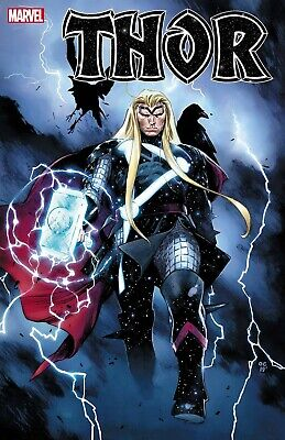 Thor #1 2020 MARVEL Comics Donny Cates Olivier Coipel Main Cover NM