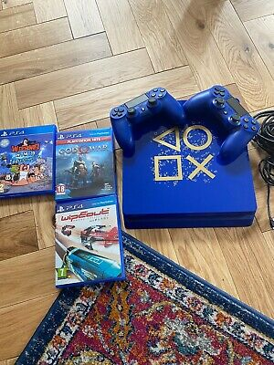 Sony PlayStation 4 Days of Play Limited edition 500GB PS4 Console