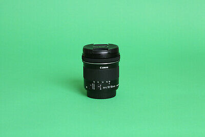 Canon EF-S 10-18mm f/4.5-5.6 IS Zoom Lens