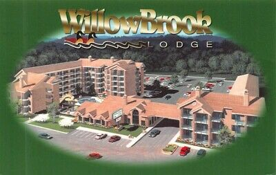 Willow Brook Lodge Pigeon Forge Tennessee Tn