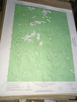 James City PA Elk County USGS Topographical Geological Quadrangle Topo Map