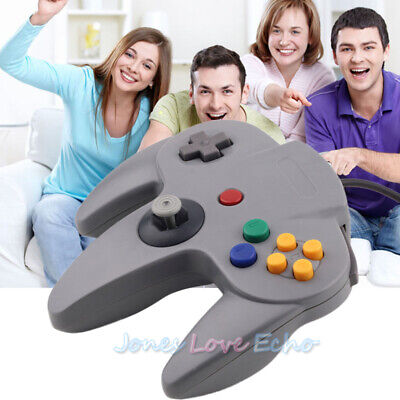 N64 Controller Gamepad Joystick Long Wired for Nintendo 64 N64 Console Games