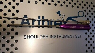 Arthrex  Ar-1949 Orthopedic Spear With Sharp Ar-1249 Obturator