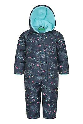 Mountain Warehouse Kid Frosty Printed Junior Padded Suit Padded Jacket