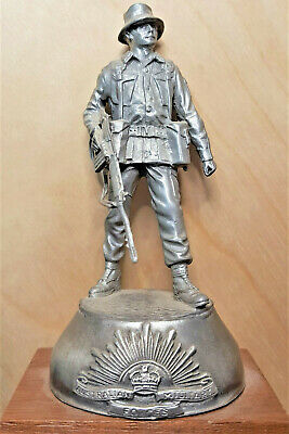 Australian Army Subject 2 For Corporal Trainee Merit Statue Award Prize