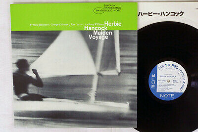 HERBIE HANCOCK MAIDEN VOYAGE BLUE NOTE GXF 3020 Japan VINYL LP