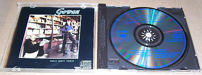Great Dirty World by Larry Gowan (CD 1987) AOR Melodic f. Jon Anderson of YES