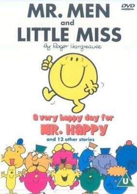 Mr Men And Little Miss - a Very Happy Día para Other Stories (DVD, 2