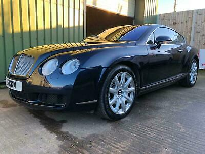 2004 Bentley Continental GT 6.0 W12 Auto Coupe Petrol Automatic