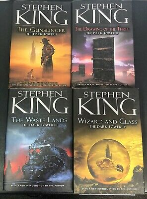Stephen King ~ The Dark Tower Viking 1 - 4 ~ All True First 1st/1st Editions