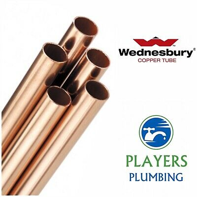 15mm Copper pipe/tube different sizes available copper pipe