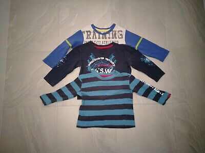 Woolworths Boys Long Sleeve T-shirts Size 1