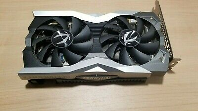 ZOTAC Gaming GeForce® RTX 2060 Twin Fan Graphics Card - USED, NOT WORKING FOR ME