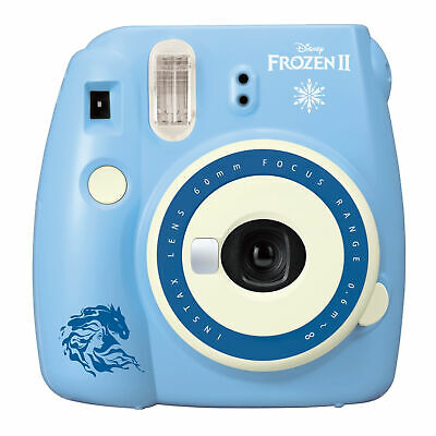 Fujifilm instax Mini 9 Instant Camera Disney Frozen 2 Edition BRAND NEW
