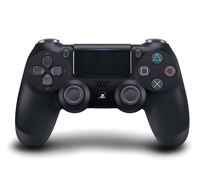 OFFICIAL Sony Playstation 4 Dualshock PS4 Wireless Controller Black