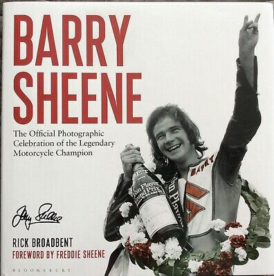 Barry Sheene, Official Photographic Celebration of Britain's Motorcycle Champion