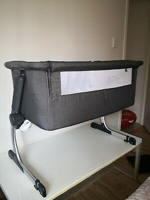 COSY TIME SLEEPER –Child care baby Cot Bed  Bassinet Grey