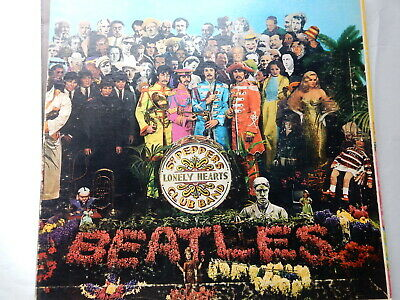 The Beatles - Sgt Peppers Lonely Hearts Band - Vinyl LP - SMAS 2653