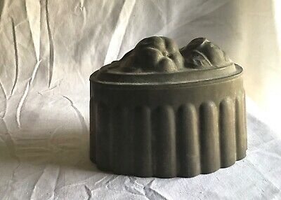 Victorian Tin Jelly/Aspic Mould
